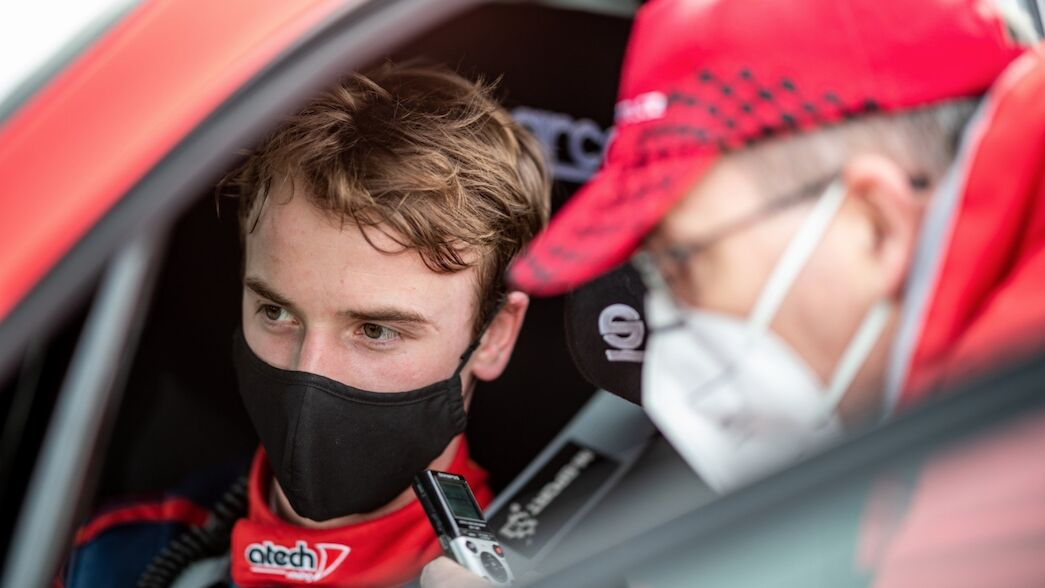 Creighton gears up for Junior WRC debut