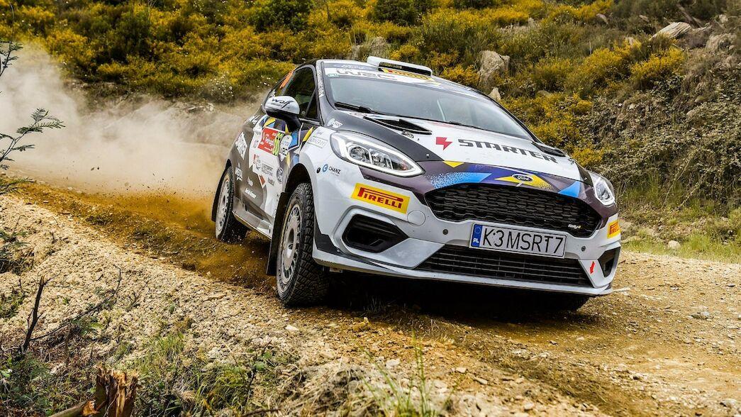 Virves to make 100th Junior WRC start for Estonia