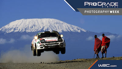 Dawn at Kilimanjaro – the story of a legendary WRC image