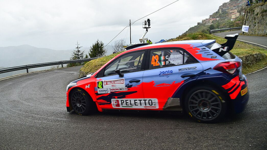 Breen and Neuville warm-up with Italian success