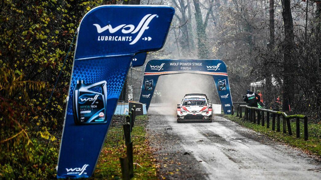 Le WRC prolonge son partenariat avec Wolf Lubricants dans le cadre d'un accord pluriannuel