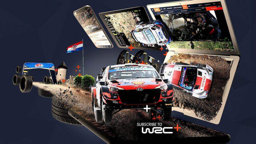 WRC+ All Live en allemand et en japonais !