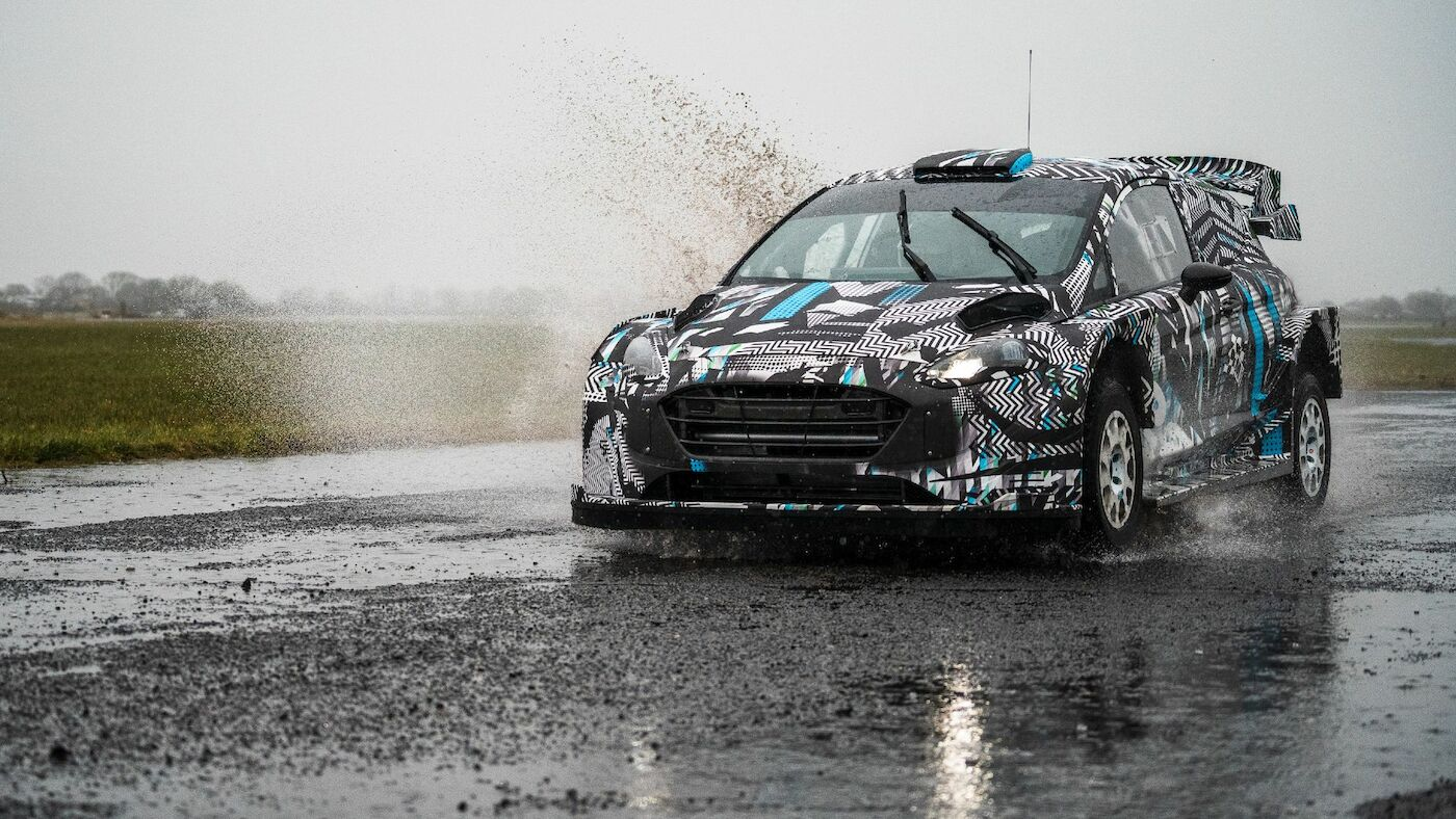 WRC Testing round up: Where, when and who