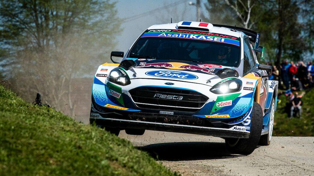 Adrien Fourmaux à nouveau en WRC au Portugal