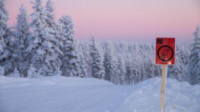 Arctic testing underway in frozen Finland