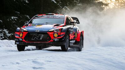 Breen fired up by Arctic's winter wonderland