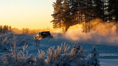 Arctic Rally Finland: Entry list