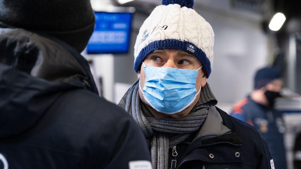 Andrea Adamo ne veut pas de pilotes « stressés » en Croatie