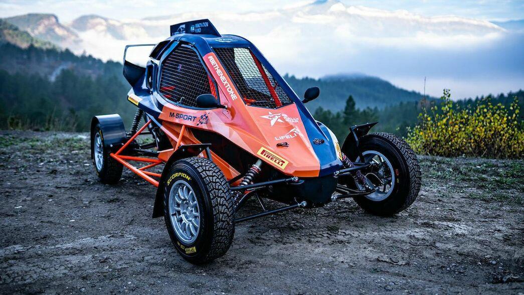 Neuville apoya la búsqueda de futuras estrellas del WRC