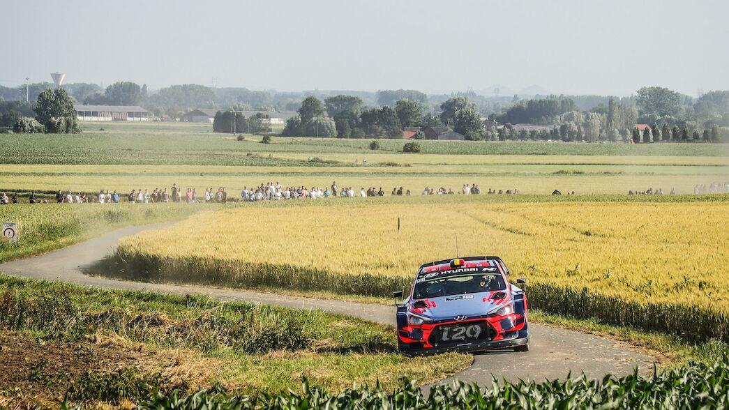 Bélgica se suma al Campeonato del Mundo de Rally de la FIA De 2021