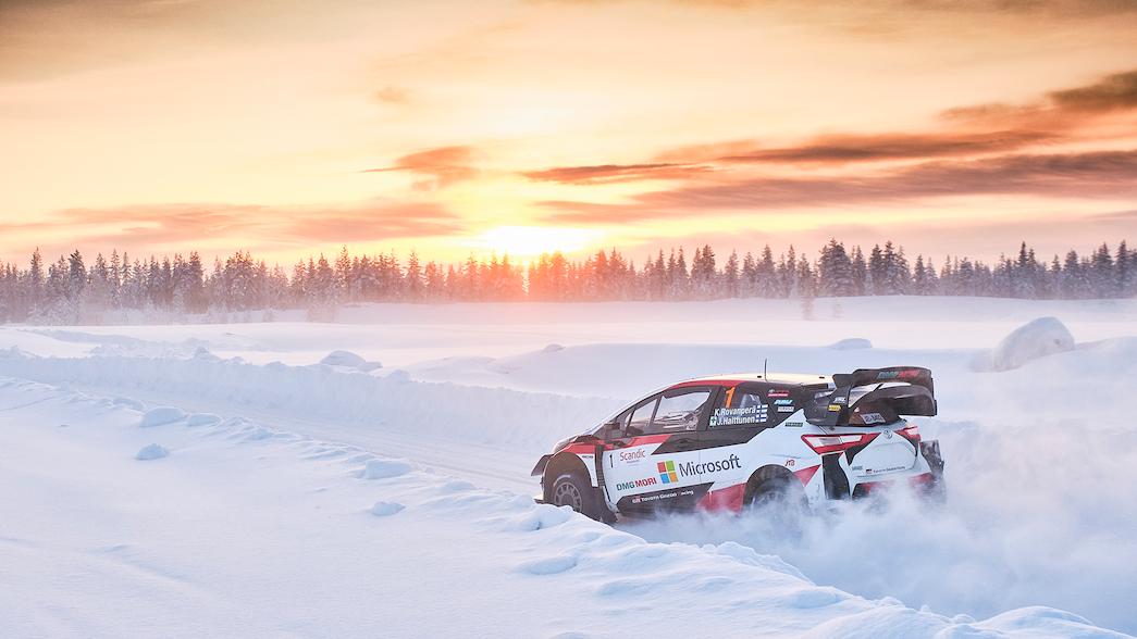 El Arctic Rallye de Finlandia se une al Campeonato del Mundo de Rallyes de la FIA de 2021
