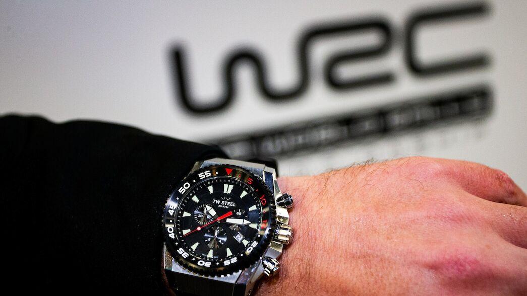TW Steel nombrado socio oficial de relojes del WRC