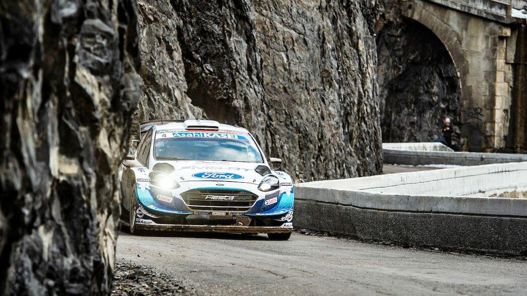 Avant le Monte-Carlo : l'itinéraire de l'épreuve