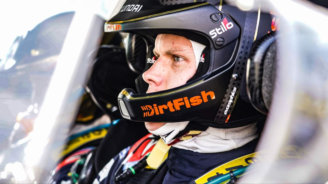 Ott Tänak a tourné la page de son accident au Monte-Carlo