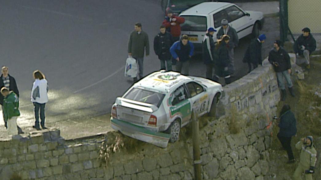 Vidéo : les moments inoubliables du Rallye Monte-Carlo