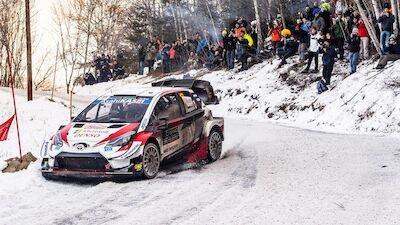 Previo - Rallye de Montecarlo