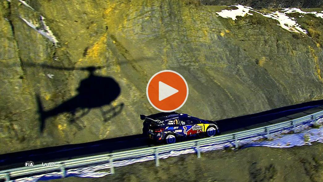 Cinq raisons de regarder le Rallye Monte-Carlo