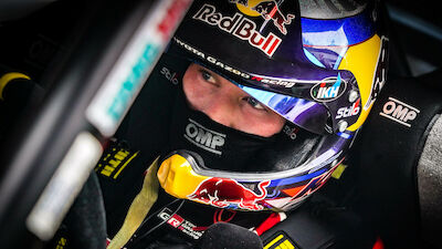 Record-breaking Kalle: the WRC's king of cool