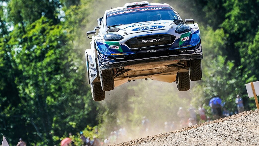 British fans to enjoy WRC for three more years on BT Sport