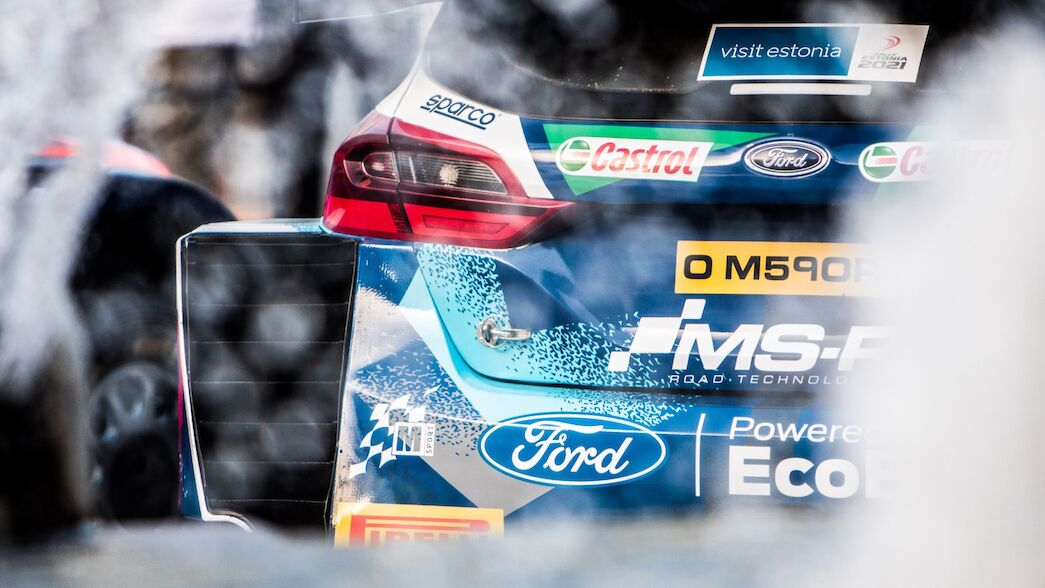 M-Sport Ford in 'no rush' to finalise 2022 line-up