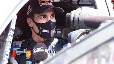 Carrera replaces Rozada in Sordo co-driver switch