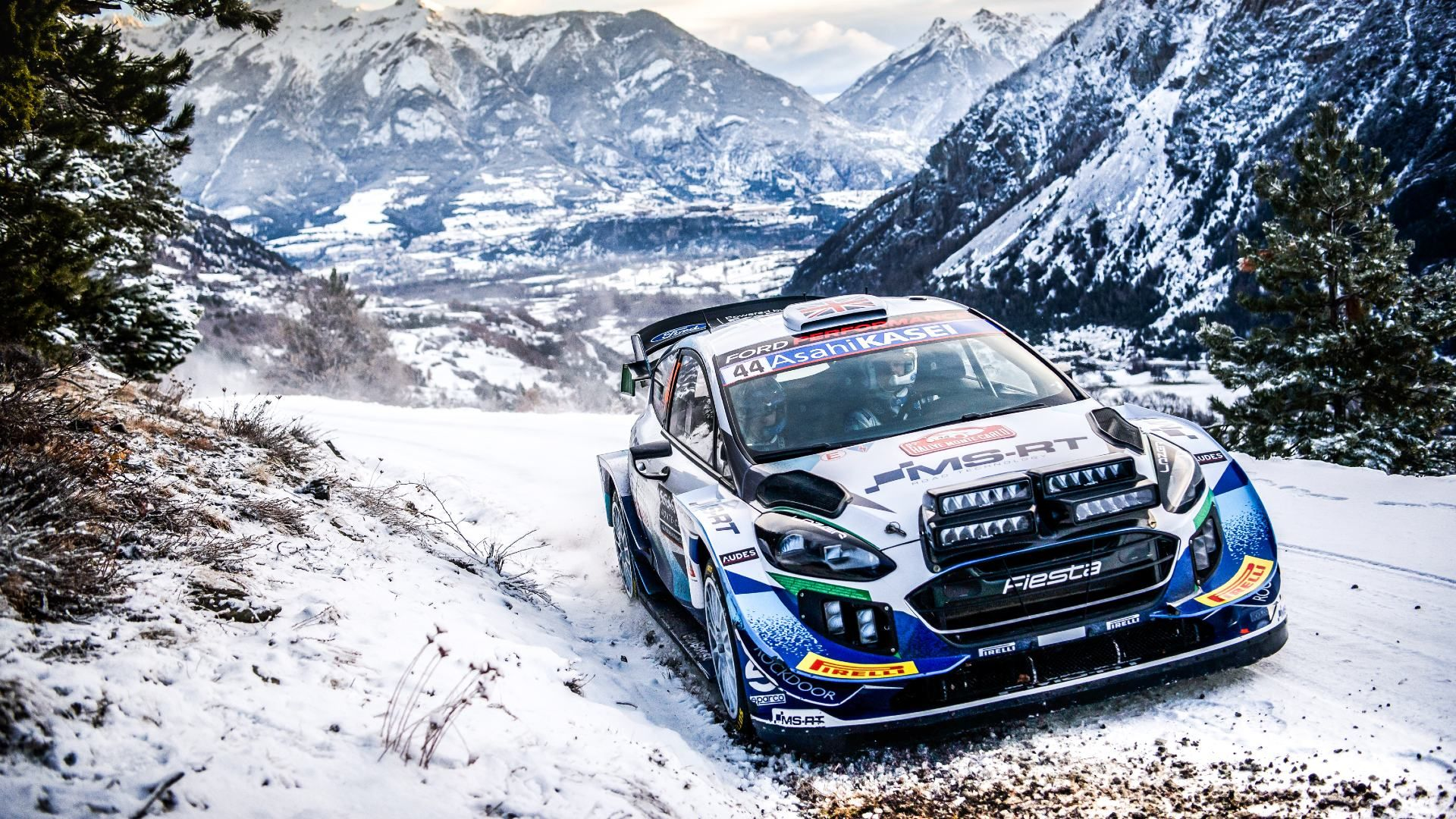 Monaco base for new-look Rallye Monte-Carlo