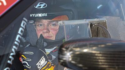 Solberg late addition to Safari line-up