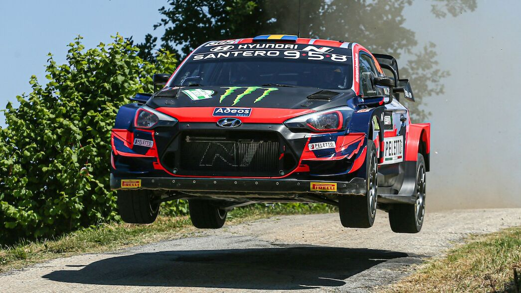 Double joy for Solberg after Italy victory