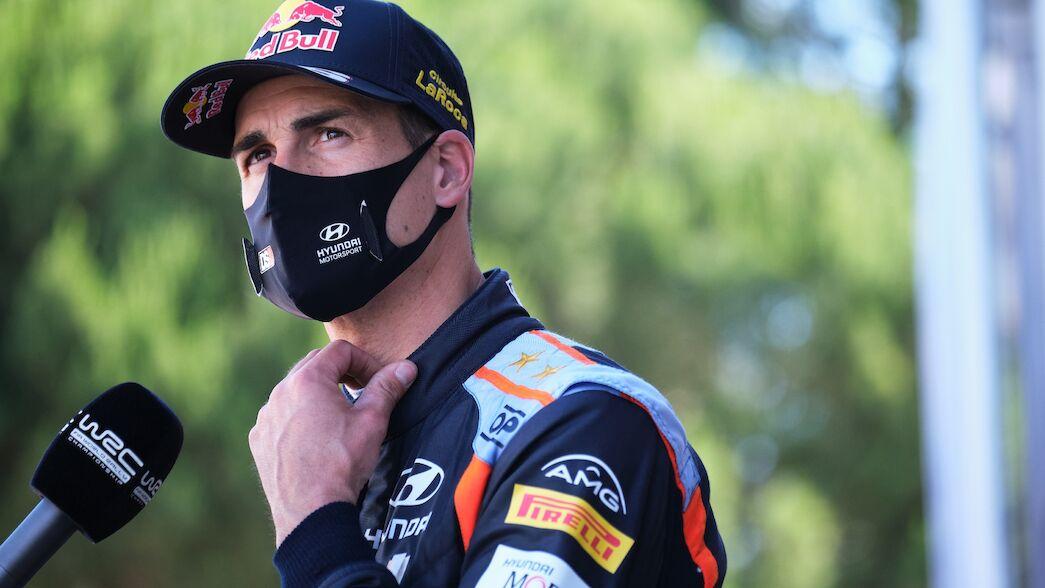 Sordo quiere seguir en el WRC en 2022