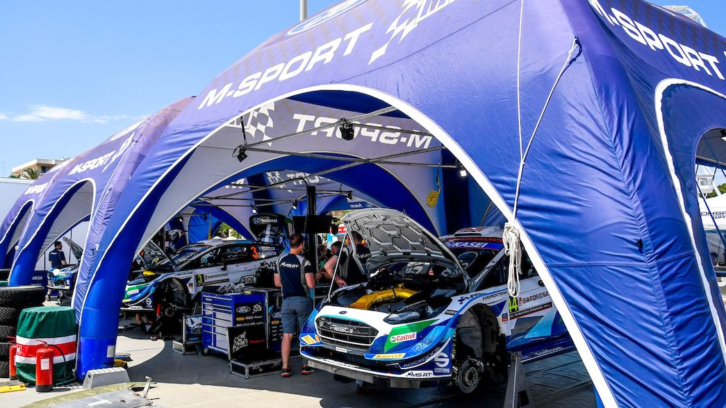 M-Sport Ford réaliste sur ses chances de doublé au Safari