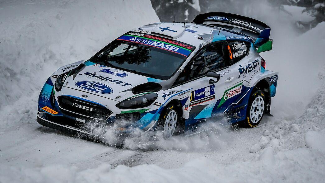 Arctic Rally Finland Quiz
