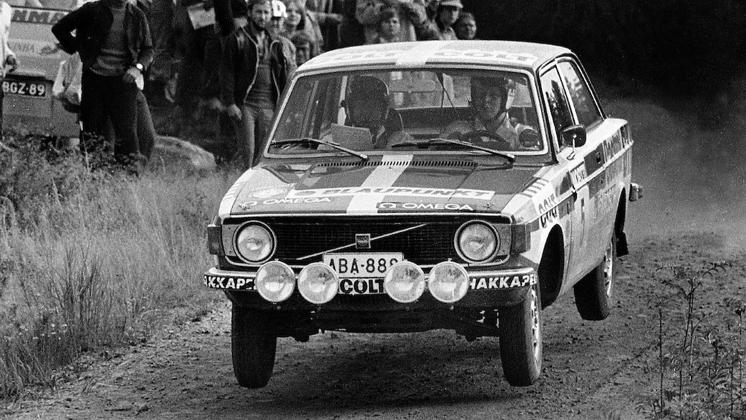 Hannu Mikkola: A giant of world rallying