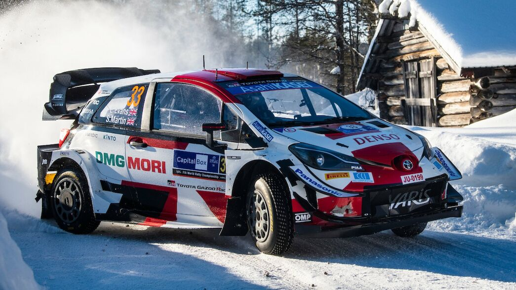 Second time round ruined Evans' Arctic weekend