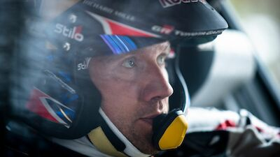 Ogier relaxed about early championship progress