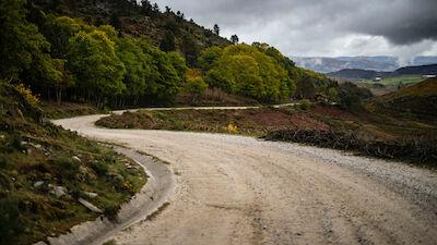 Portugal premiere for Pirelli gravel tyre