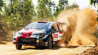 Ogier insta a Toyota a encontrar más velocidad para Italia