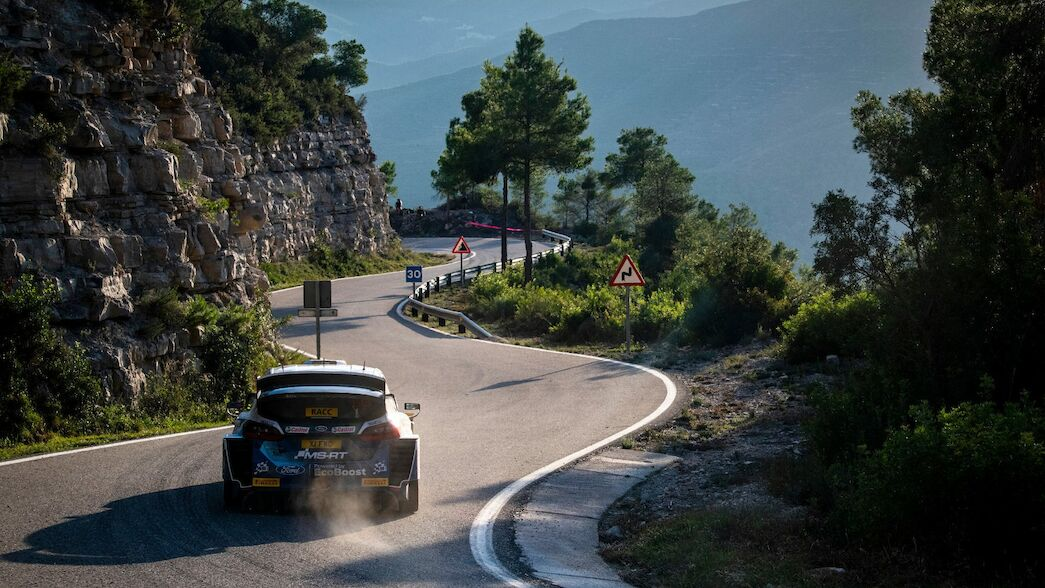 Fourmaux enthused by strong Spain drive