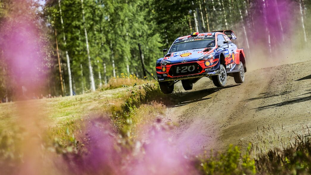Secto Automotive Rally Finland Preview Magazine
