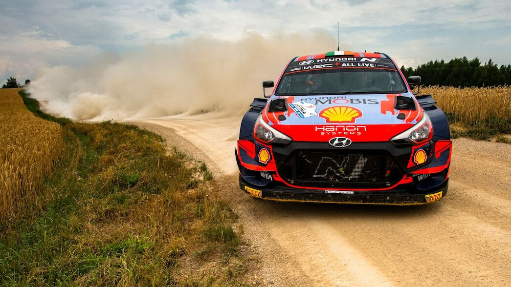 Breen relishes Finland chance to break win duck