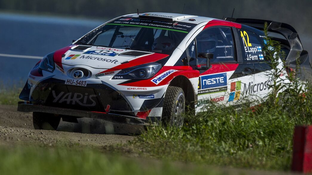 Lappi plays down Finland win suggestions