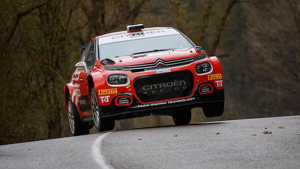 C3 upgrades leave Østberg raring to go in Croatia