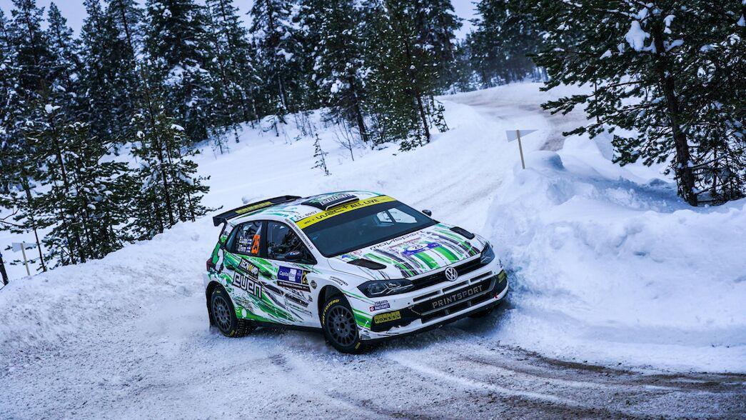 WRC2 - Avantage Lappi dans l'Arctique