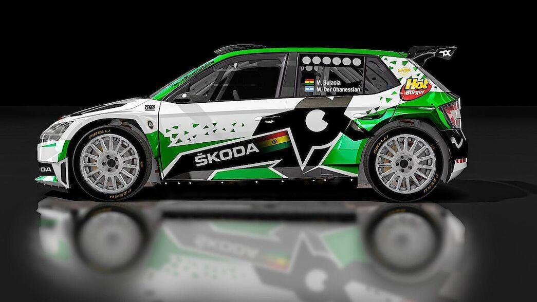 Bulacia perfila la temporada completa del WRC2 con Toksport