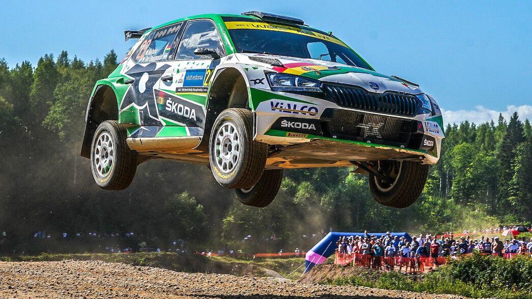 Marco Bulacia pense toujours au titre après son podium en Estonie