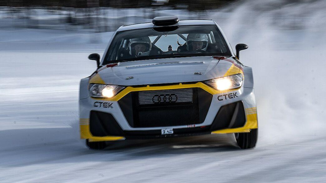 World-beating Audi Quattro set for WRC comeback