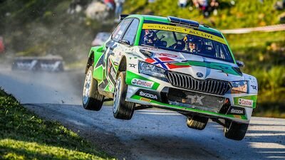 Mikkelsen reveals WRC2 title strategy