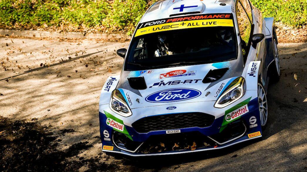 Suninen extols benefits of Fiesta WRC2 drives