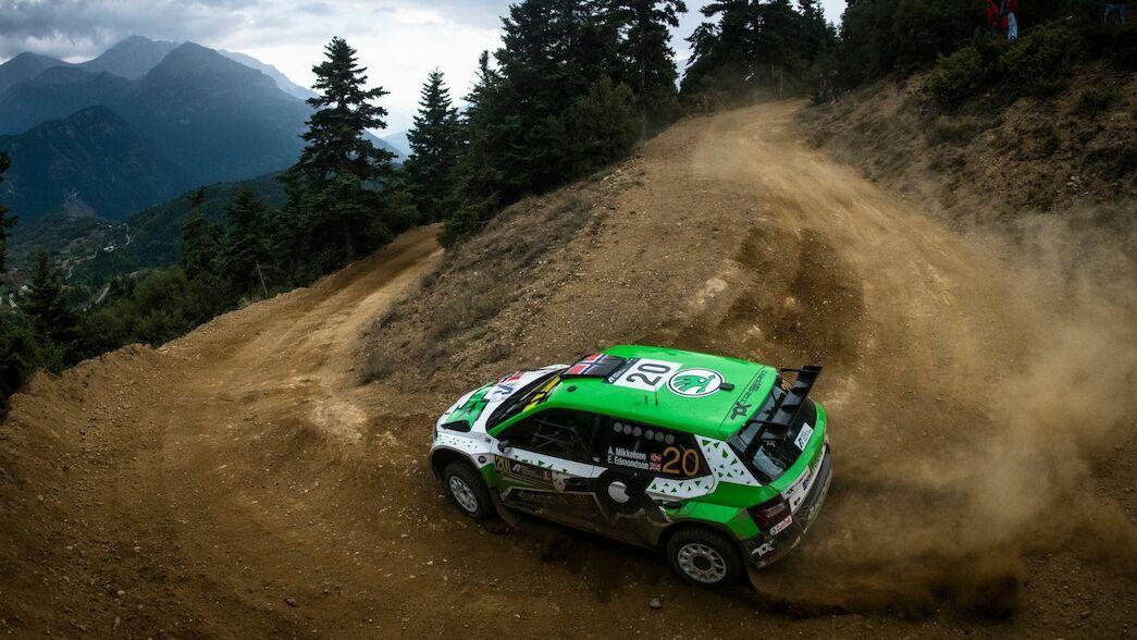 Champion Mikkelsen praises WRC2 competition