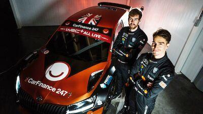 Chris Ingram arrive en WRC