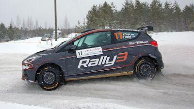 Fiesta Rally3 set for Croatia WRC debut